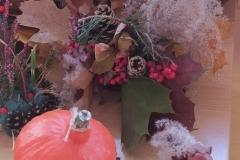 Jesień jest piękna kl.2 i 3 - październik