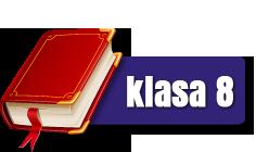 Książka z napisem klasa