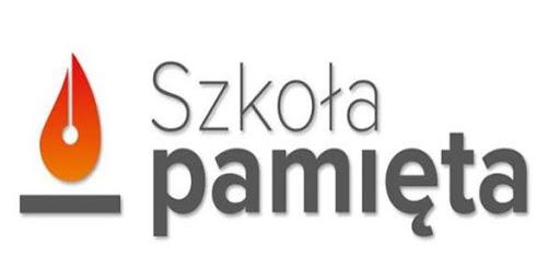 Logo projektu szkoła pamięta
